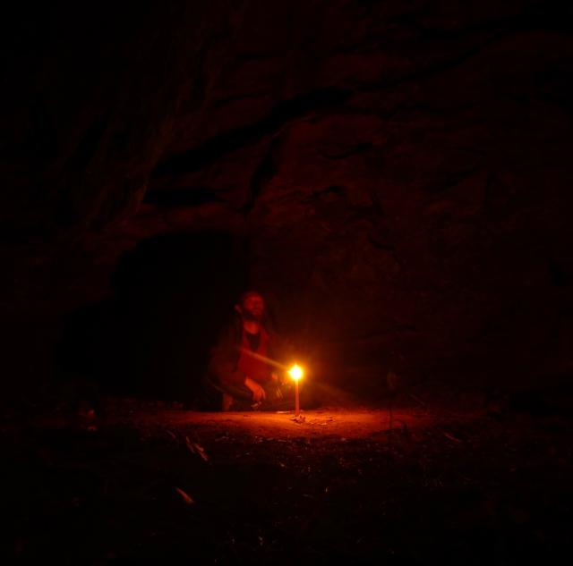 Candle light vigil on the OHT