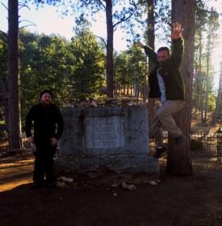 Seth Bullocks Grave